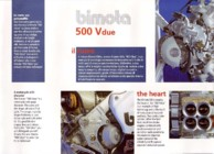 Bimota 500 V-Due (Italian/English) Page 4