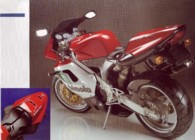 Bimota 500 V-Due (Italian/English) Page 6