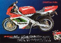 Bimota 500 V-Due Evo  (Italian/English) Page 2