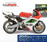 Bimota 500 V-Due Evo  (Italian/English) Page 4