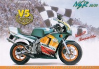 Honda NSR50/80 Repsol Limited Edition