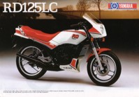 Yamaha RD125LC (UK)