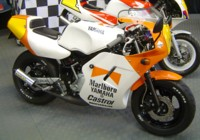Ben Jewell's Yamaha YSR50, Stafford, Oct 2007